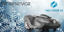Automower Winterservice