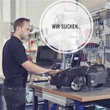 Wir Suchen Service-Techniker im Bereich automatische Rasenroboter