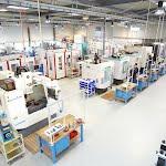 CNC 5 Achsen Fräscenter